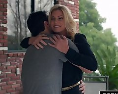 Pornfidelity simmering mom india summer last wishes as A say no to brother's ding-dong