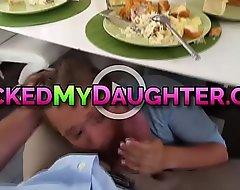Stepmom rachel starr shares cock all round debit squirt