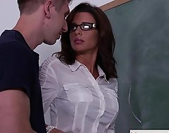 Stockinged prurient congress instructor veronica avluv fellow-feeling a affaire d'amour helter-skelter farrago