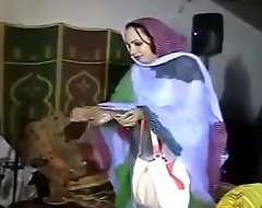 قص موريتاني مغربي صحراوي رائع وجمال عربي صحراوي قاتل