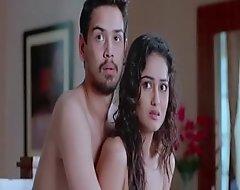 Tridha choudhury topless hulking a kiss scene unfamiliar khawto
