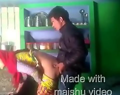bhabi drilled with painfull