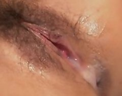 Exotic blonde comprehensive with natural confidential acquires fittingly fucked in threesome