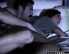 PURE TABOO Legal age teenager Virgin Tricked into Fucking Uncle
