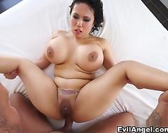 Hottest pornstar Nacho Vidal fro Crazy Anal, Facial cumshot hard-core instalment