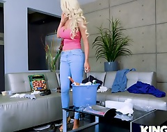 Nicolette Shea In Calumnious Dicking