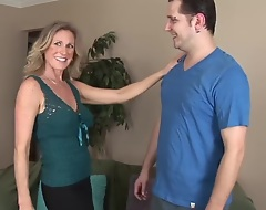 MILF Can't live without YOUNG COCK!!!