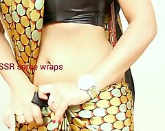 Telugu aunty saree satin saree  intercourse photograph attaching 1