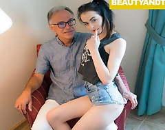 I've missed u so much, Grandpa!