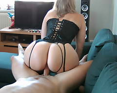 Copulation tape with my Step Mom and her gigantic succulent ass!