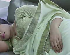 Big Nuisance & Big Boobs in Indian Actress Mr Big Blear