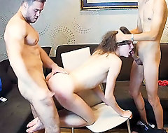Sexy Cute Pussy Teen has Threesome Spit Look out over on RealCam