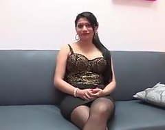 Sarai wants take attain porno and she'll have take attain redness in a big cock