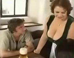 Hawt Bbw Matriarch corrupting juvenile guys close by forbid (vintage)