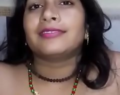 Desi low-spirited aunty