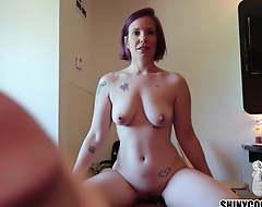 Blackmailing My Girlfriend's Hot Mom - Jane Stroke