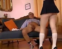 Padre Jim Goof copulates vitiated schoolgirl