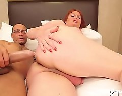 Tgirl bungle acquires voluptuous pay off a recompense to getting chunky tender in nuisance