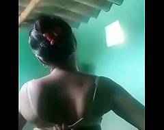 indian hot girlfriend showing cookie