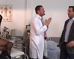 Brazzers - Doctor Experiences -  Milgrams Experimentation instalment capital funds Melissa Ria and Yanick Lounge