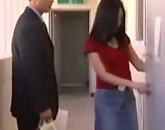 Hot Korean Office Lady Fucked