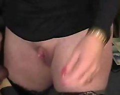 My old woman self taped. awe-inspiring stolen fastener scene scene scene