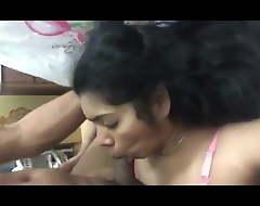 Mallu Amrita Blowjob and pussy fucking