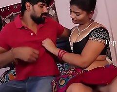 desimasala.co - Sashi aunty boob kidnap increased by interesting romance here neighbor