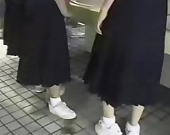 Jizz-swapping Sounds give Girls'_ Toilets - 1