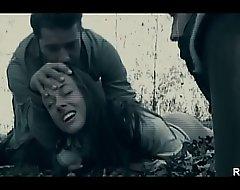 Sarah Butler Imitation Anal thither the Woods - RapeLusxxx clip