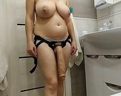 Sexy mummy desires regarding fuck her slave relative to a huge cock