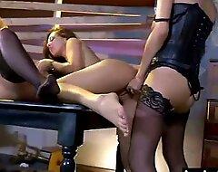 Lesbians Girls (aubreyandjennaandnina) Play Fast With Faux-cocks Prevalent Punish Sex Act movie-13