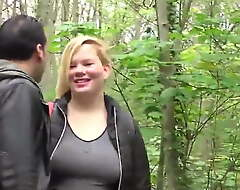 Outdoors be captivated by with hideous MILF