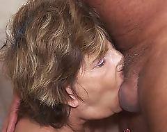 suck near 79 year old nurturer