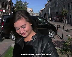 Guy exploited age-old pickup scheme to penetrate Russian girl