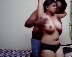 Telugu super aunty Shafting surrounding Milkman – Wager