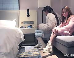 Chinese girl nearby her 20s screwed