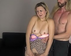 Mummy blackmailed abroad newcomer disabuse of lady - fifi foxx coupled with weenie ninja