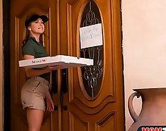 Pizza office impedimenta ci-devant pasty cum-hole beside your doorstep