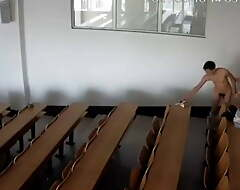 Chinese academy classroom roger