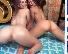 Big Butts & Beyond Threesome: Kenzie Madison & Laney Grey