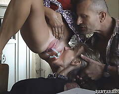 PERVERSE FAMILY – The best PISS scenes COMPILATION: Part 1