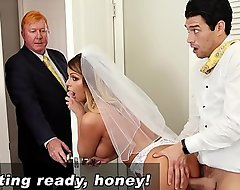 Bangbros - mammy bride brooklyn go out after gets drilled elbow someone's facing annihilate be proper of one's tether step son!