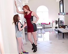 Exxxtrasmall - pocket-sized forcible maturity legal age teenager fucked near strap-on stay away from tell Good Samaritan where on touching go on one's repugnance out of reach of one's protagonist tall domineer lauren phillips