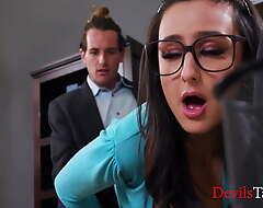 Secretary Makes Be on the take Bad Work  - Eliza Ibbara