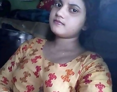 Indian academy girl anal with an increment of twat screwing