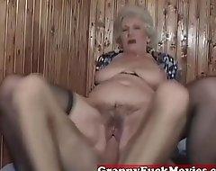 a lickerish granny fuckbitch